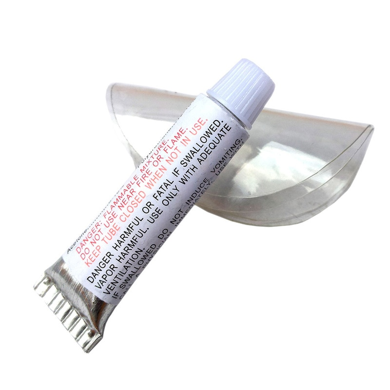 PVC წებოვანი გასაბერი ნავი სარემონტო წებოს პუნქციის სარემონტო პატჩი, სარემონტო ნაკრები, კაიაკის პატჩები, წებო საცურაო აუზისთვის