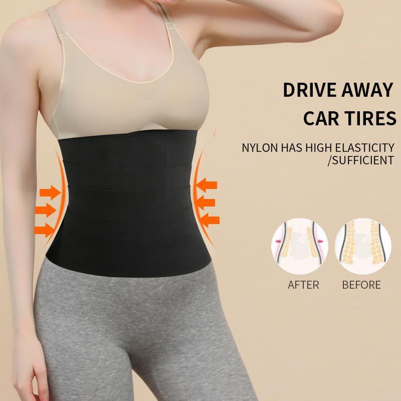 Waist Trainer Shaperwear Belt Women Slimming Tummy Wrap Belt Resistance Bands Body Shaper Control St