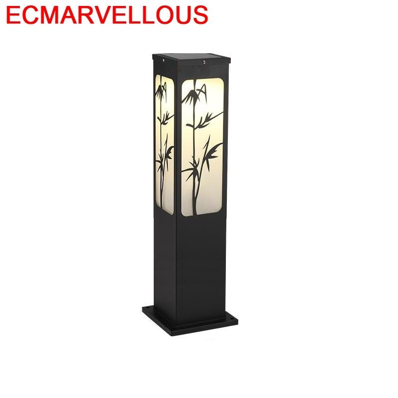 Lámpara Exterior de iluminación para jardín, Luz LED para jardín de Luz...