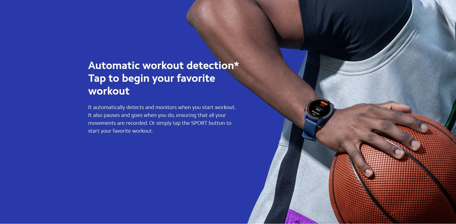 Mi Watch Smartwatch