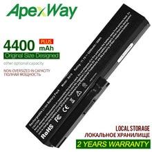 ApexWay 4400mAh Laptop Battery For Fujitsu R410 R510 R560 SW8-3S4400-B1B1 3UR18650-2-T0144 SQU-804 SQU-805 SQU-807 SQU-904