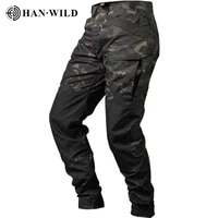 tactical pants hunting pants military cloth army camouflage cargo pants knee reinforced airsoft durable dropshipping tear proof