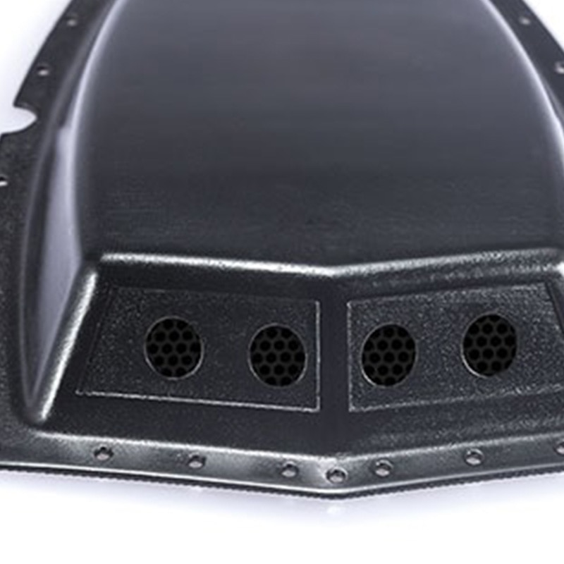 Simulation Hood Intake Air Inlet For Traxxas Ford Bronco Trx4 Rc Crawler Car Hood Engine Cover enlarge