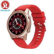 Smart Sports Watch Men Full Touch Bluetooth Notification Heart Rate Monitoring Smart Bracelet Sleep