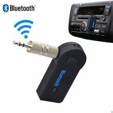 Mini AUX 3.5mm Jack Bluetooth Receiver Car Wireless Adapter Handsfree Call Bluetooth Adapter Transmi