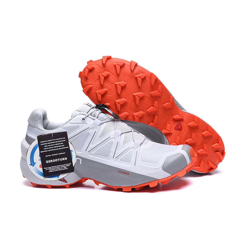 New Hot Sale Trail Running Speed Cross 5 Free Run Lightweight Breathable Shoes Sport Outdoor Running Sneakers Men Shoes Sa