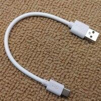Кабель Micro usb/Type-c 15 см, позолоченный кабель 2 а для быстрой зарядки и передачи данных, зарядное устройство типа C, внешний аккумулятор, провод д...