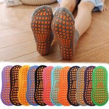 Calcetines antideslizantes para niños y adultos, calcetín elástico de algodón, transpirable, para exteriores