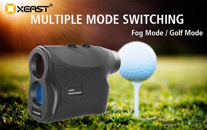 2020 soporte técnico de XEAST 600 M/900 M/1500 M Golf telémetro 6X distancia a Golf caza Monocular Telemetro láser telémetros golf afstandsmeter