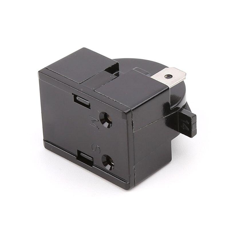Relé de arranque de QP2-4.7 QP2-4R7 motor de arranque de refrigerador de 1 Pin PTC para compresor Sep. 16