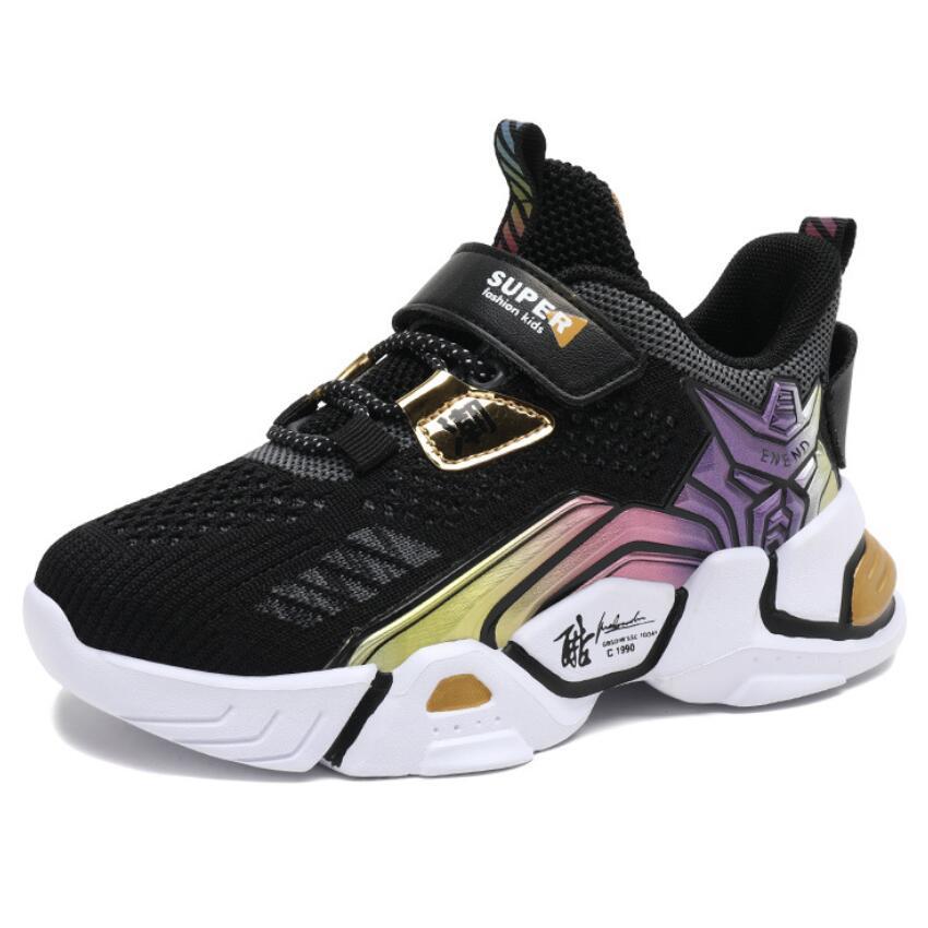 Kids Shoes 2020 Autumn Baby Girls Boys Trainers Children Fashion Sport Running Shoes Child Brand Cas