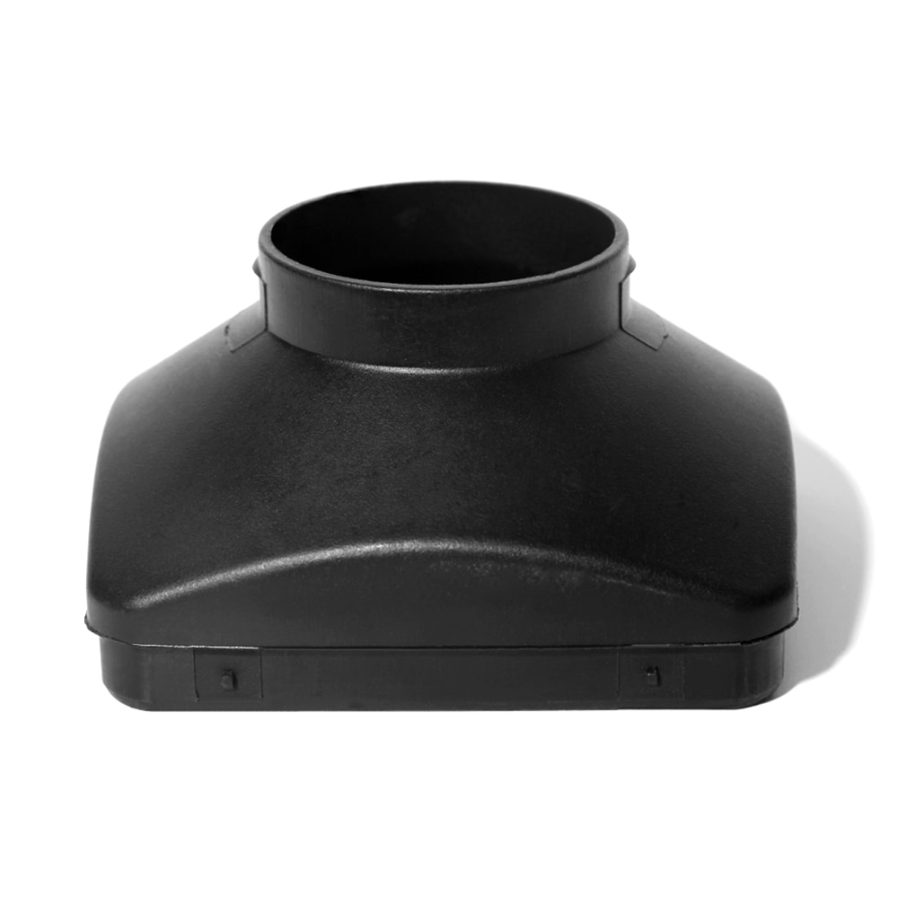 Крышка Впускного O.D.75 мм/90 мм одно отверстие выход для воздуха дизельного парковочного нагревателя для eberspiche нагреватель для автомобиля грузовика автобуса караван потепление