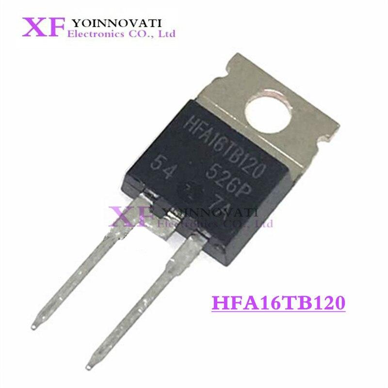 10 Uds HFA16TB120 12TB120 TO220-2-220 mejor calidad
