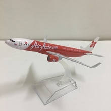 JASON TUTU 16cm AirAsia Airbus A320 modèle davion modèle davion Boeing 737 modèle davion 1400 avions en métal moulé sous pression avion jouet