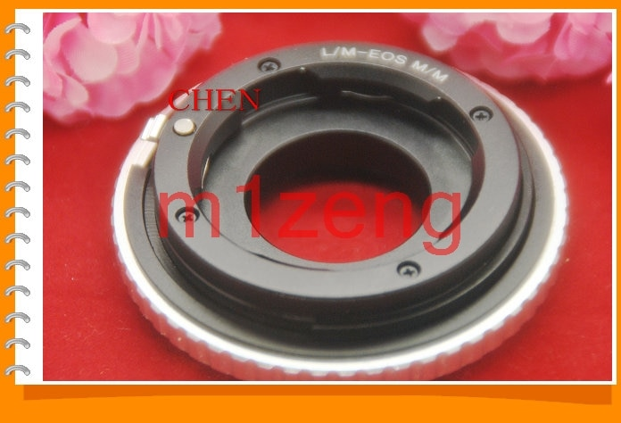 LM-EOSM макро Фокусировочный Helicoid адаптер кольцо для leica lm zm vm объектив для canon ef-m EOSM/M2/M3/M5/m6/M10/m50 беззеркальная камера