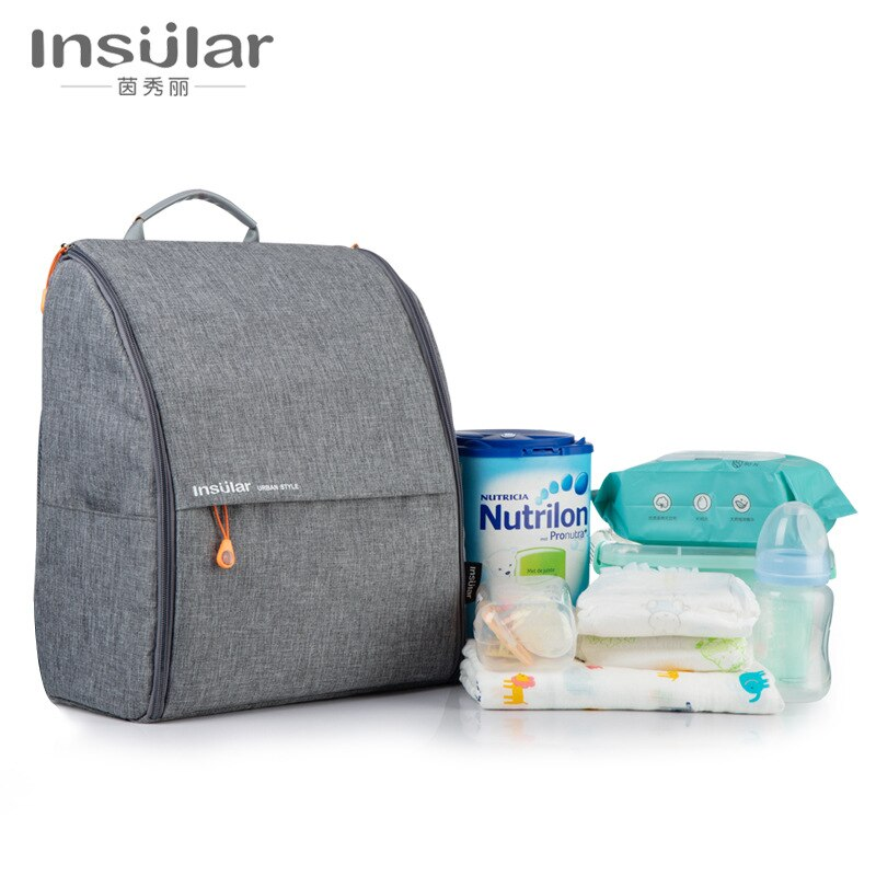 Baby Diaper Backpack Mummy Large Capacity Stroller Bag Nappy Multifunctional Bags Maternity Travel Diaper Backpack For Mom mummy fashion large capacity stroller diaper backpack bag mom nappy multifunctional organizer bags maternity travel backpack