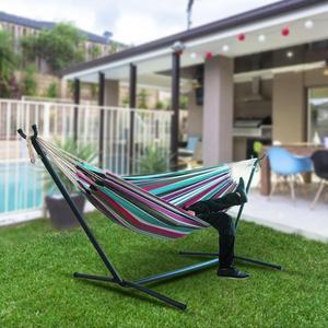 Hanging Garden Chair Hammock Large Hammock For Garden Courtyard Swing Chair Hammock Outdoor without Shelf