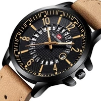 2021 central southeast asia brown creative calendar outdoor sports leisure fashion trend watch joom wish mens breathable eyelet