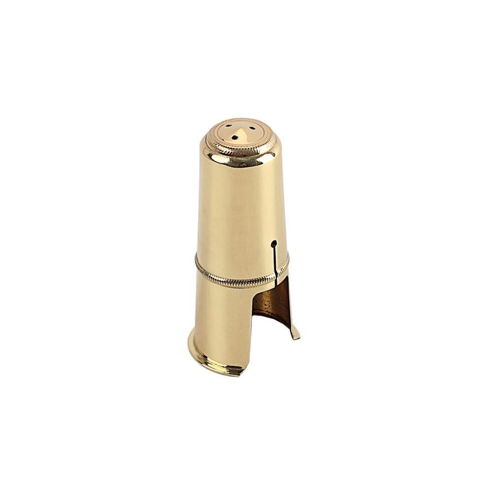 Tapa de saxofón Tenor, cabeza de flauta, tapa protectora de Metal, sombrero de latón, 84mm, tapa protectora de cobre