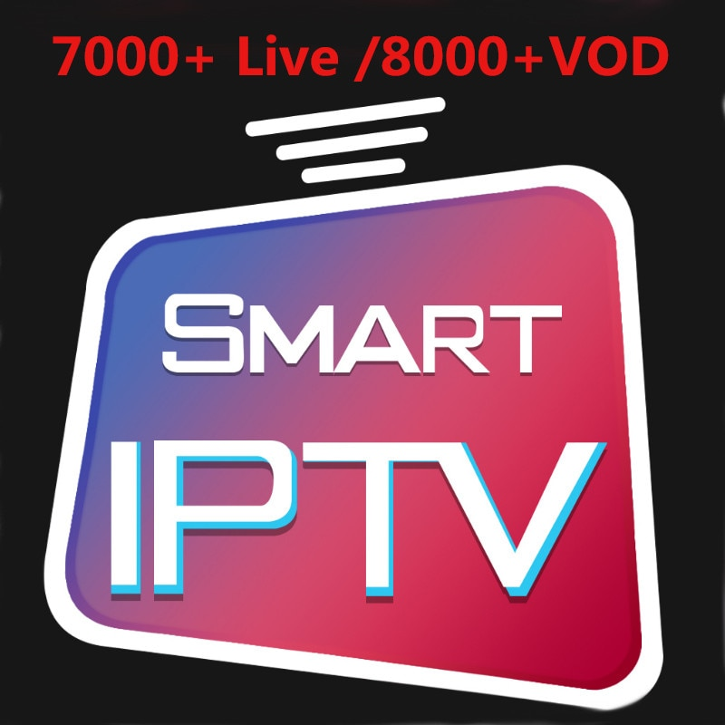 IPTV for Europe Arabic USA XXX 7000+ Live 800+ VOD support Smart TV 4K IPTV India Austria Italy Spain subscription m3u