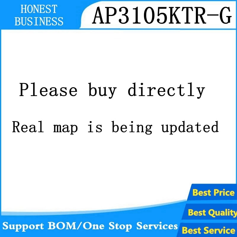 (20-100 uds) AP3105KTR-G1 AP3105 SOT23-6 circuito integrado Chipset