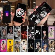 WEBBEDEPP Lil Peep Soft Case for Huawei Honor 30 Pro V30 Nova 6 7 SE Pro P40 Pro Max Phone Cover