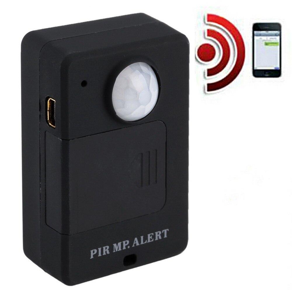 LESHP-A9 مستشعر إنذار صغير بالأشعة تحت الحمراء ، GSM ، لاسلكي ، حساسية عالية ، كشف الحركة ، مضاد للسرقة ، قابس الاتحاد الأوروبي