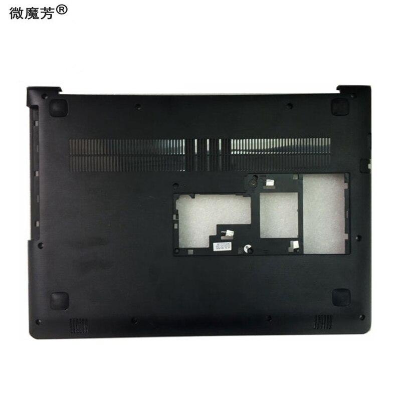 غطاء قاعدة لاب توب جديد لأجهزة لينوفو Ideapad 310-14 310-14ISK, غطاء سفلي ، AP10Q000700 AP10Q000C00