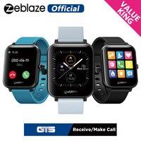 Фитнес часы Value King Zeblaze GTS, принимающие/совершающие звонки, пульс 10 дней, срок службы батареи, умные часы, Смарт-часы 2020, Смарт-часы es
