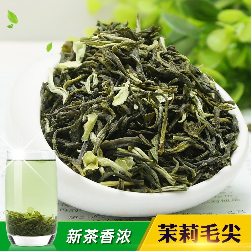 2021 Китайский Жасмин, зеленый чай, настоящий органический новый Жасмин ранней весны для похудения, зеленая еда, товары для дома