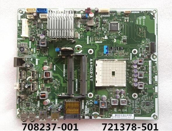 Geeignet für HP Pavilion 23-F Ackee2-U AIO Motherboard FM2 708237-001 AAHD3-AT