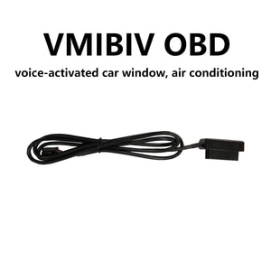 VMIBIV OBD Voice-Activated Car Window, Air Conditioning