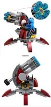 10367 Совместимость с Lepining Звездные войны Мстители Сенат коммандос строительные блоки наборы кирпичи от BaToys