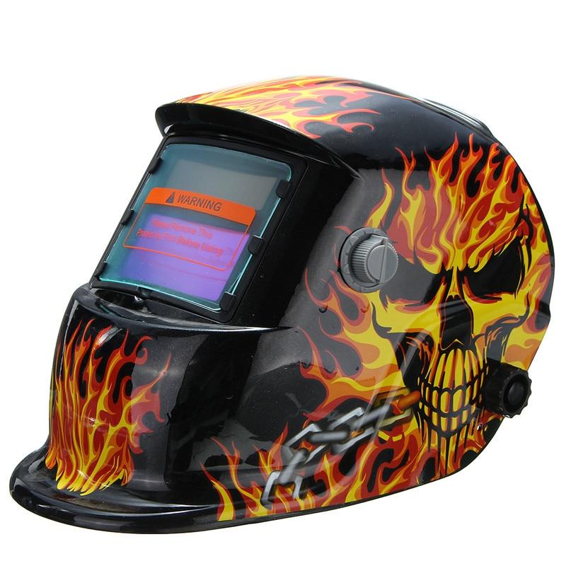 Автоматический сварочный шлем Сварочная маска автоматический сварочный щит MIG TIG ARC сварочный щит стекло для сварочной маски