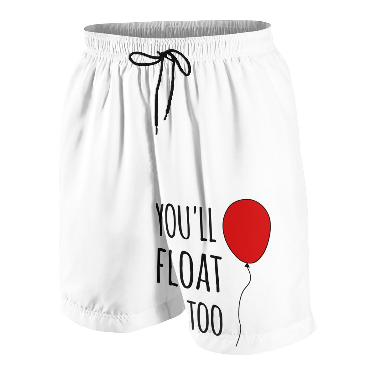 You'll Float Too Teenagers Comfortable Fashion Fitness Joggers Quick-dry Cool Short Sweatpants