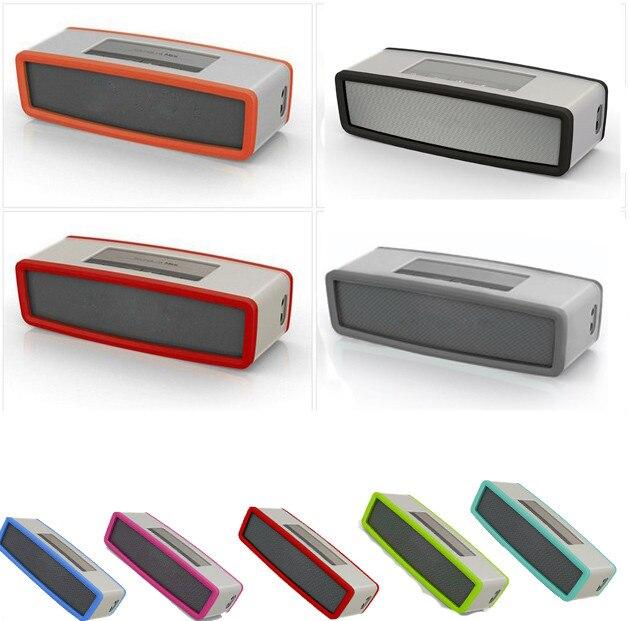 Силиконовый защитный чехол для Bose SoundLink Mini 1 2 Sound Link I II Bluetooth Speaker Caso Capa Fundas # YJP