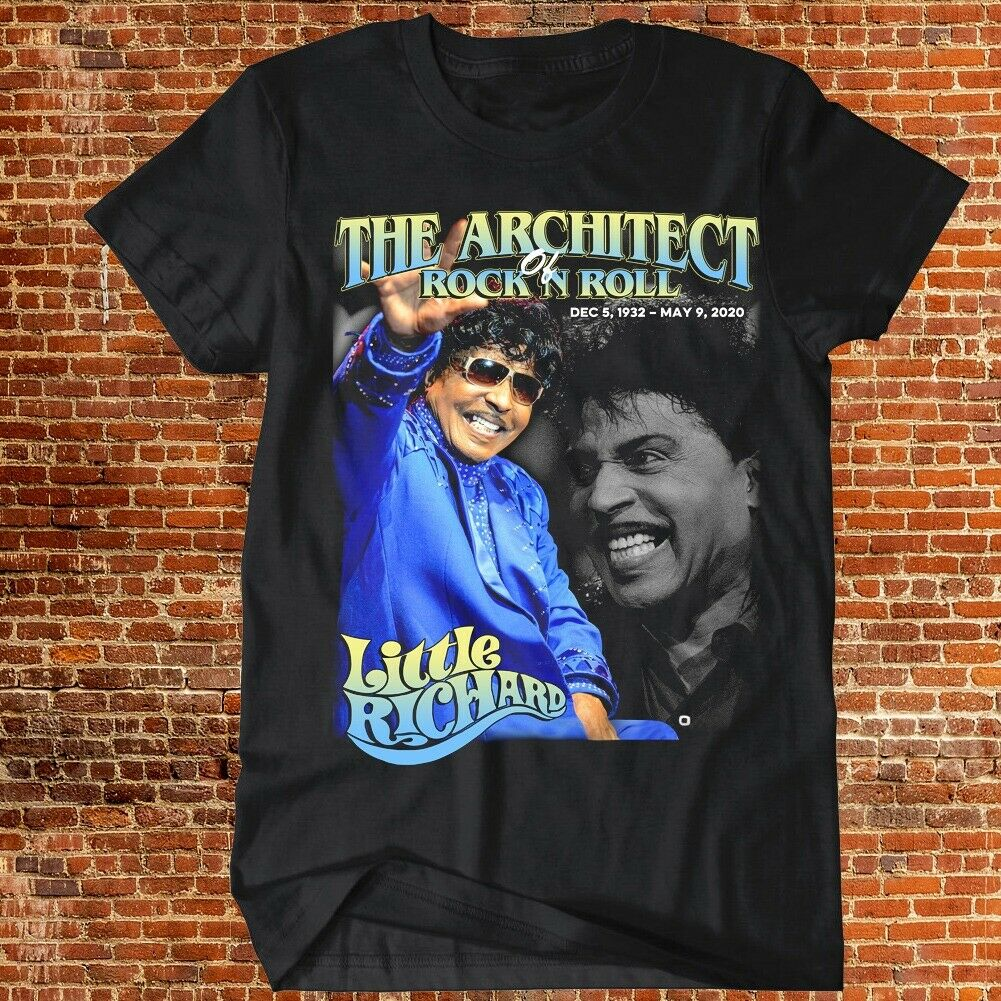 Richard camiseta arquitecto de la música de Rock And Roll Tee