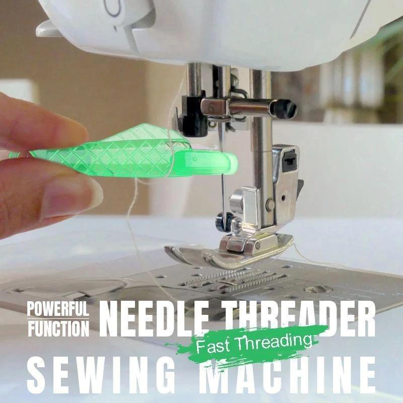 Швейная машина, инструмент для нарезки игл, инструмент для вставки стежков, автоматический нарезчик, быстрое шитье, нарезка игл, инструмент ...