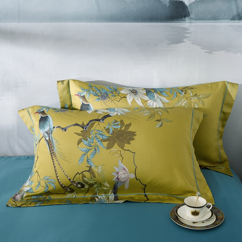 2 шт., чехол для подушки из 100% натурального шелка, высококачественный чехол для подушки из чистого шелка, двухсторонний чехол A/B для здоровог...