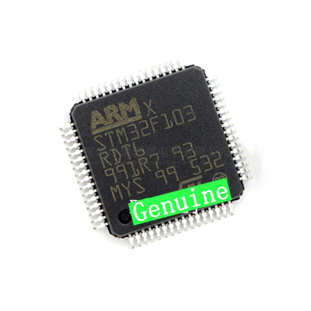 5 قطعة/الوحدة STM32F103RDT6 جديد الأصلي