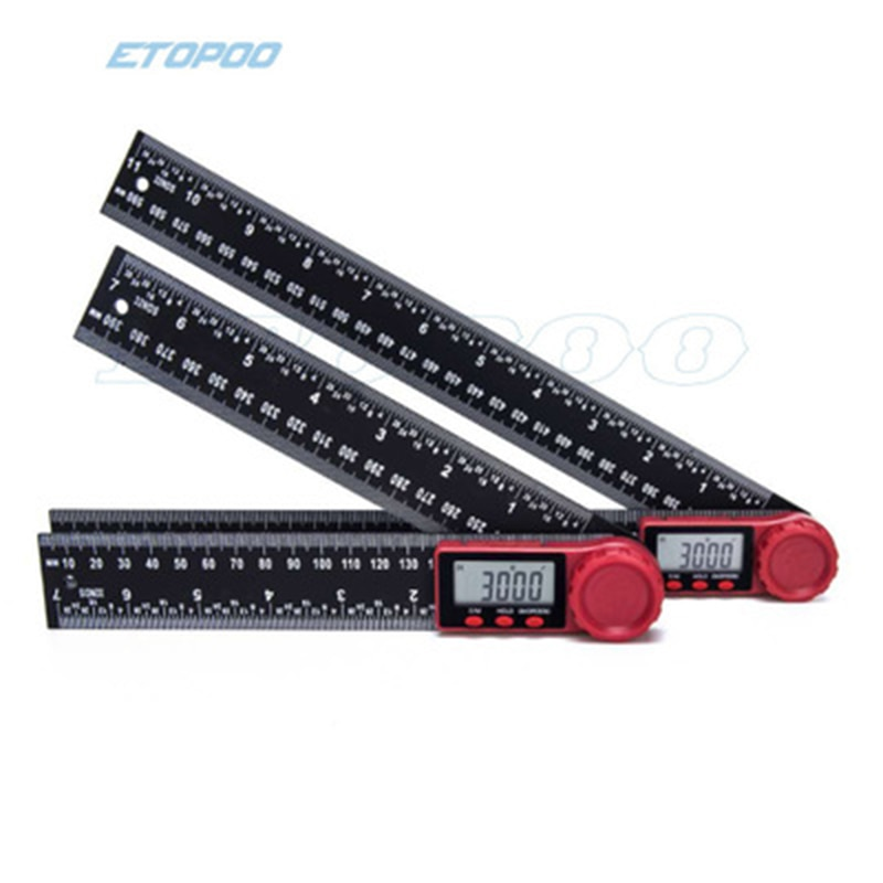 Цифровой Измеритель угла 0-200 мм 8