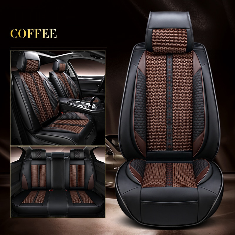 Cubierta Universal de asiento de coche para lexus nx gs300 lx 570 rx330 gs rx rx350 lx470 gx470 ct200h accesorios para coches auto pegatinas cubierta