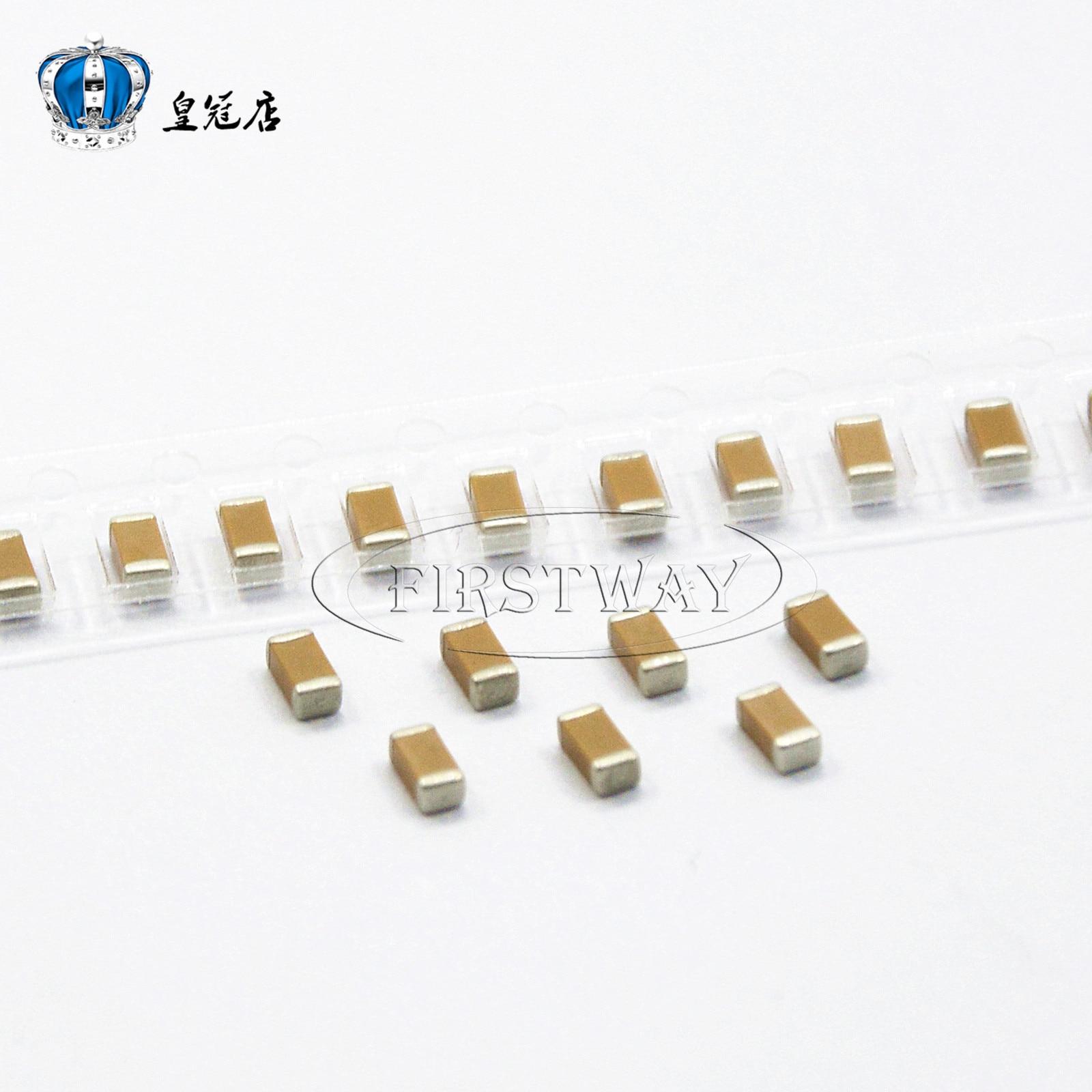 20 piezas MLCC capacitancia 1206 390PF 391K 1KV X7R 10%