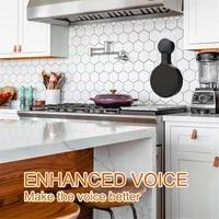 Pour Google Home Mini Assistant vocal prise support mural support de suspension maison cuisine salle de bain chambre haut-parleur support