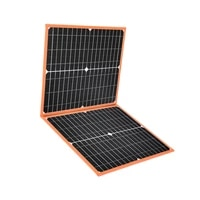 18v 40w foldable solar panel power bank portable photovoltaic cheap china for hiking carboat 12v battery charger camping
