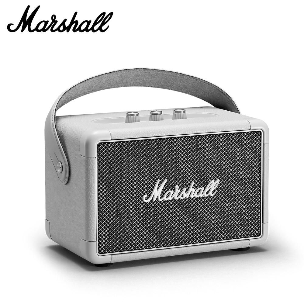 Marshall Kilburn II Portable Waterproof Audio Bluetooth Speaker Wireless Ipx2 Waterproof Audio Home Outdoor Travel Subwoofer