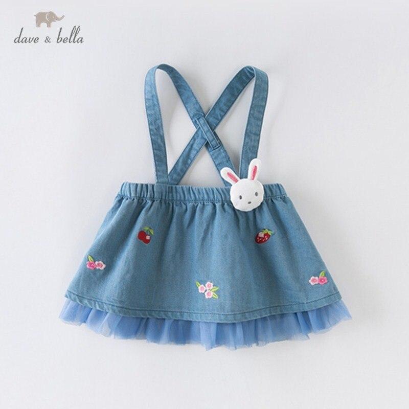 Dave bella платье для маленьких девочек DBJ13926, летнее платье принцессы на бретельках с мультяшным рисунком, вечерние платья Лолиты, детская одежда для малышей Платья для девочек    АлиЭкспресс