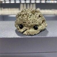 3 4cm multiple natural hedgehog sculpture crystal cluster quartz mineral cure crystal animal home decor diy gift