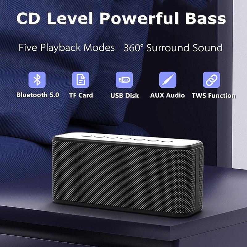 XDOBO X8 Plus Wireless Caixa De Som Bluetooth Speaker Portable High Power80W Column Subwoofer for Mobile Phone Charging Boom Box enlarge