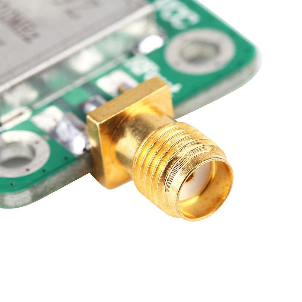 SPF5189 módulo amplificador de señal de Radio frecuencia transmisor de uso amplio LNA de bajo ruido módulo amplificador de banda ancha RF 50-4000MHz